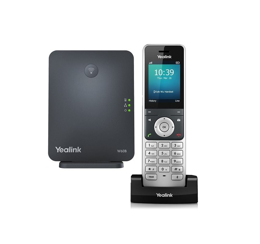 Yealink W60P Dect IP PHONE
